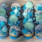bij-okidoki hilversum bussum naarden babyboy babyshower babycupcakes kindertaarten