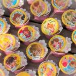 bij-okidoki hilversum bussum naarden verjaardags cupcakes kindertaarten