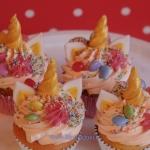 bij-okidoki kindertaarten bussum naarden hilversum bruidstaarten verjaardagstaarten kinderpartijtjes eenhoorncupcakes
