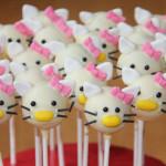 hello kitty popcakes